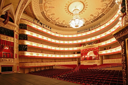 Юбилей Александринского театра