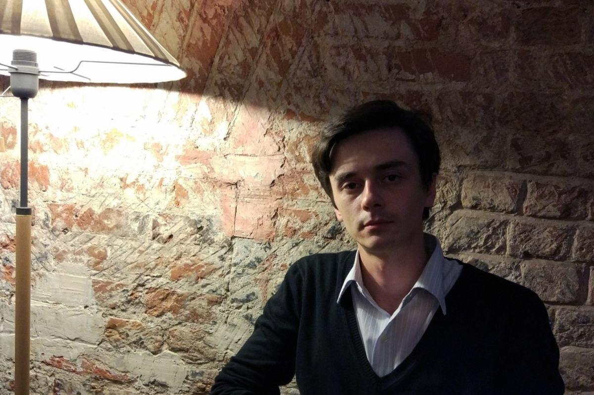 Интервью с художником Фёдором Усачёвым