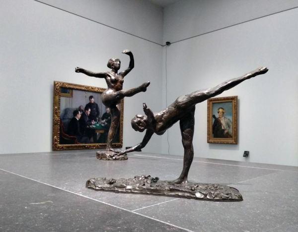 Дега, Танцовщицы